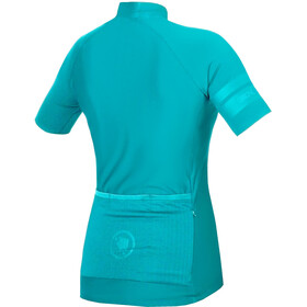 Endura Pro SL II Maillot Manches courtes Femme, pacific blue